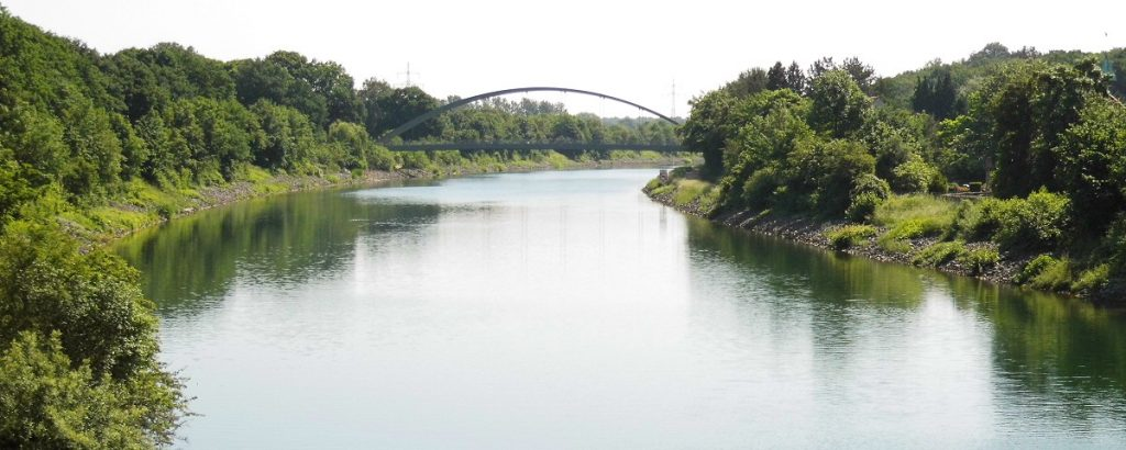 Wesel-Datteln-Kanal Haltern am See